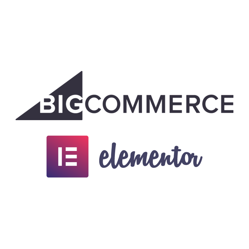 BigCommerce for Elementor
