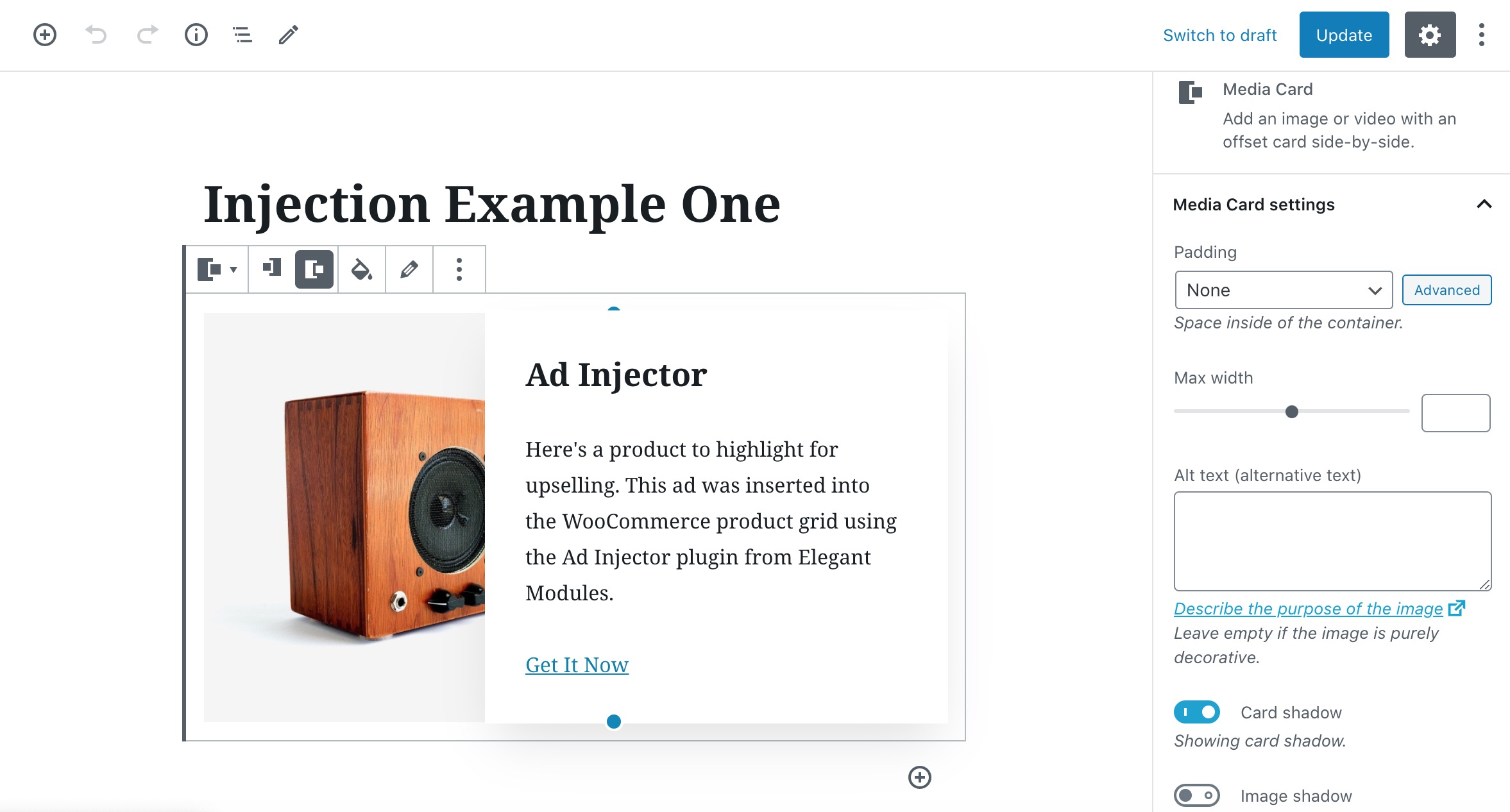 Ad Injector for WordPress