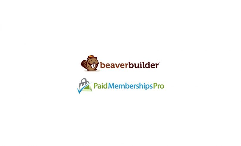 Beaver Builder + Paid Memberships Pro