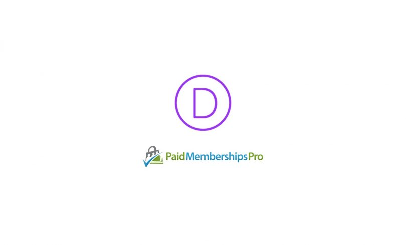 Divi + Paid Memberships Pro