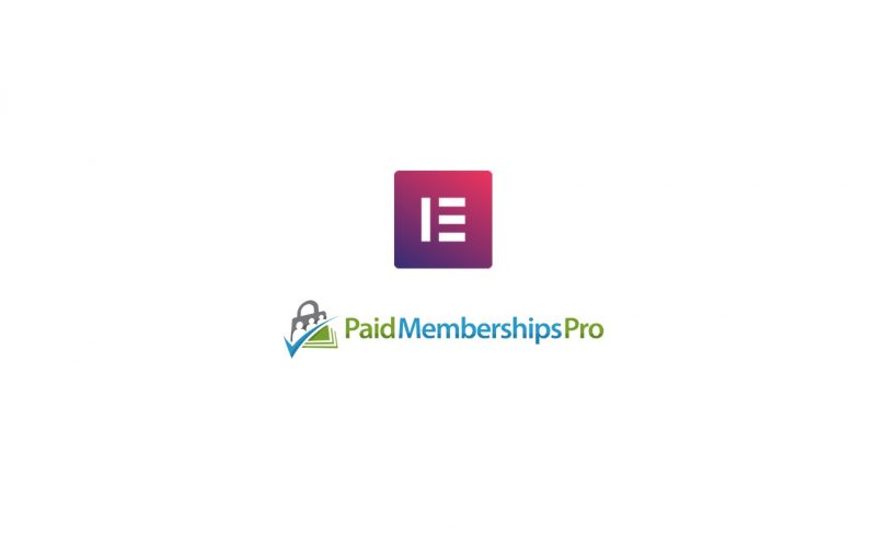 Elementor + Paid Memberships Pro