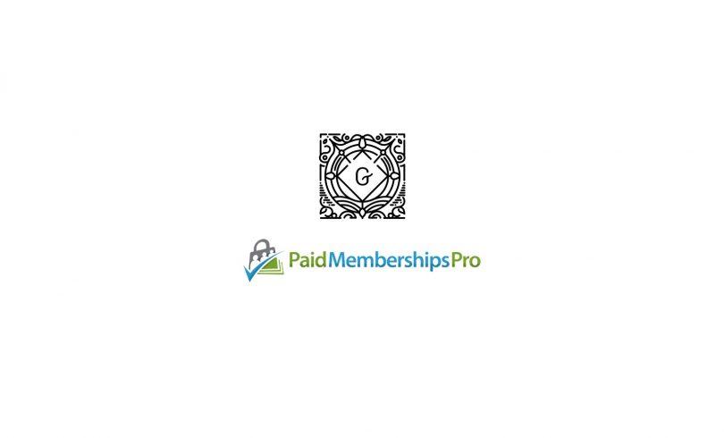 Gutenberg + Paid Memberships Pro
